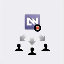 動画編集ツールは単体ソフトとして配布できます